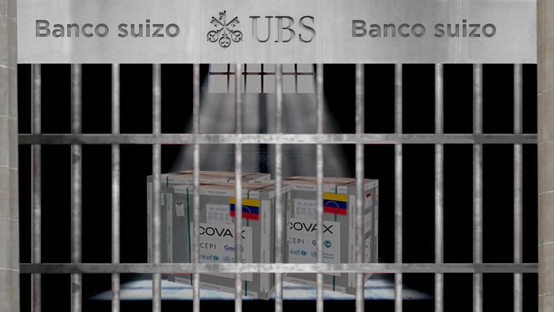 Una semana después: las vacunas compradas por Venezuela siguen bloqueadas
