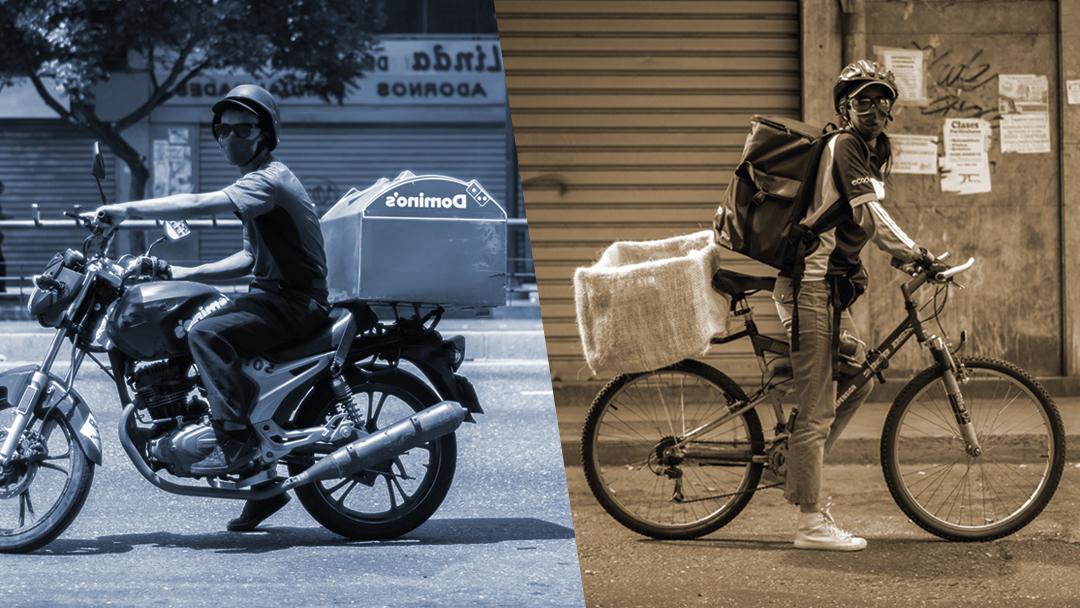 Delivery a la venezolana