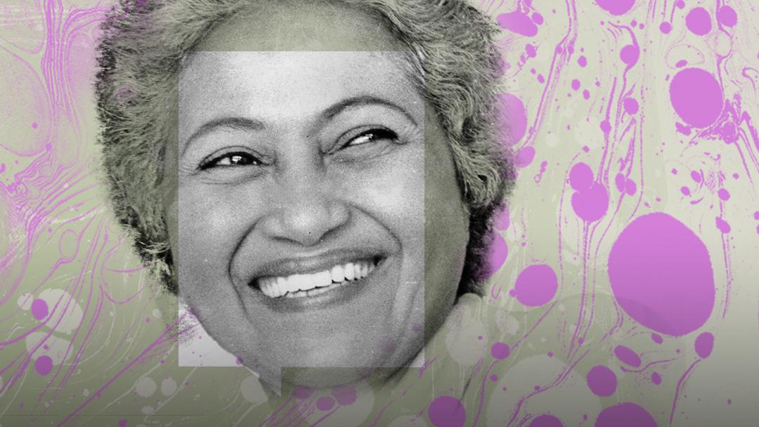 Argelia Laya, ¡tremenda mujer, vale!